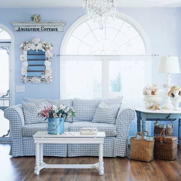 Beach House Getaway with Sea Treasures