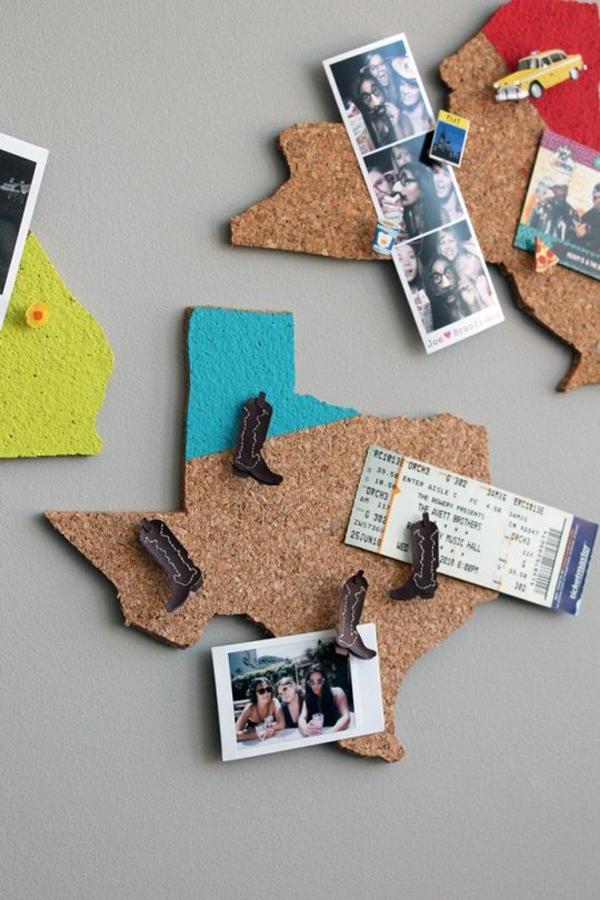 15 Diy Creative Bulletin Board Ideas House Design And Decor