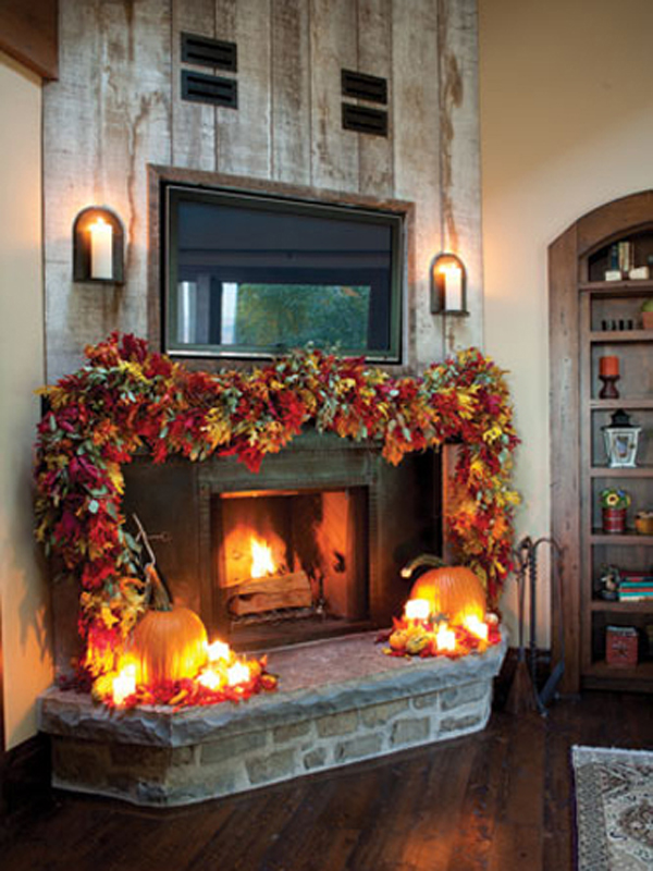20 Cozy Fall Decorating Ideas House Beautiful Autos Post
