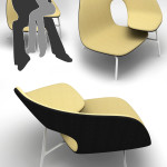Hug Chairs That Inspired Love by Ilian Milinov Studio