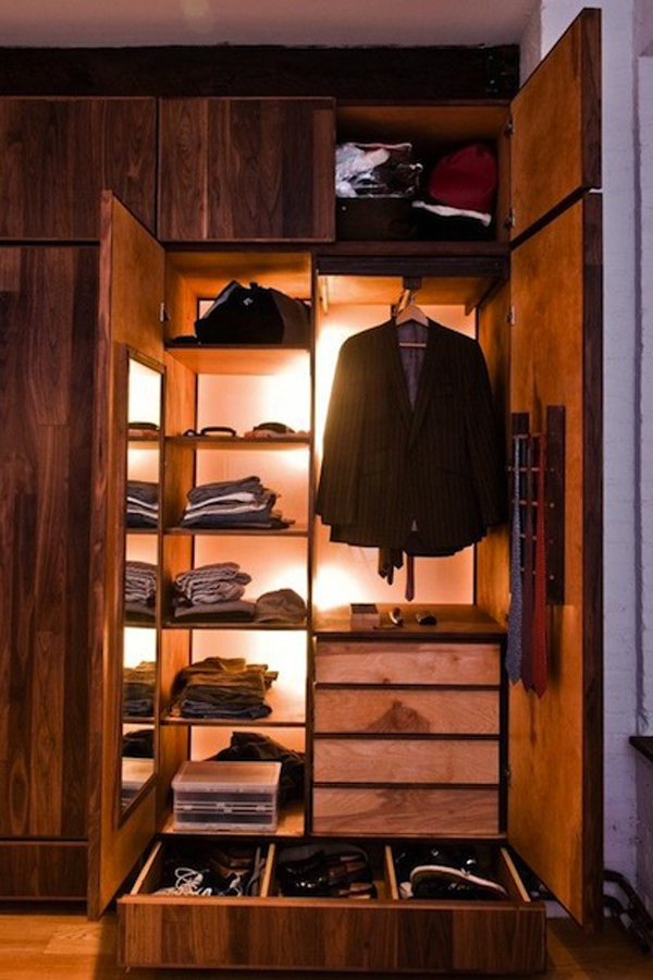 10 Most Beautiful Closet Ideas House Design And Decor