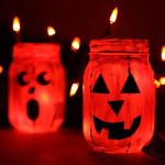 10 Coolest Glowing Jack-O-Lantern Jars