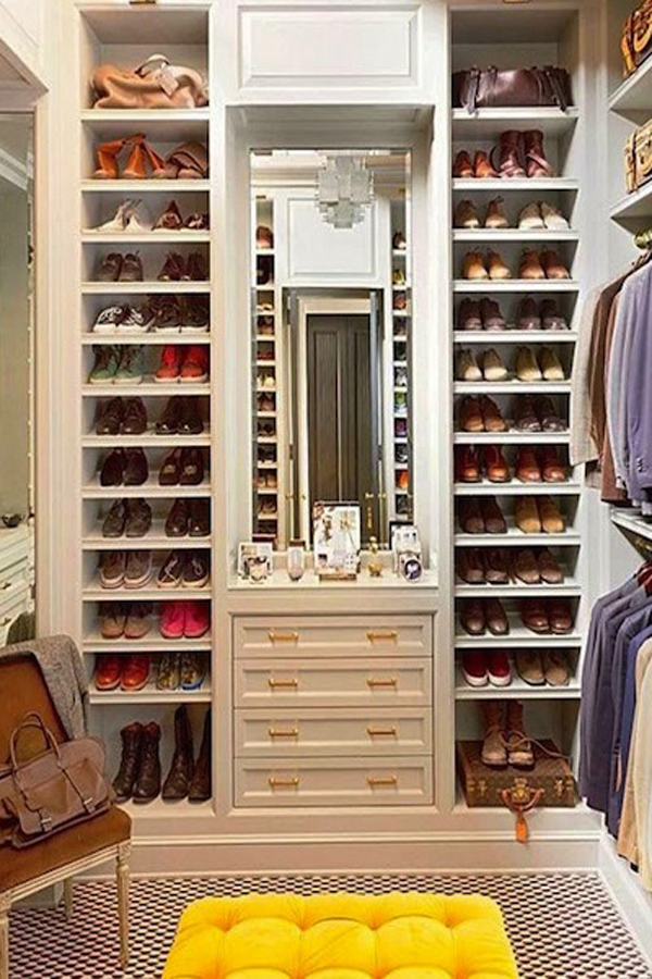 Closet Design Ideas Elegant And Stunning White Stained Wooden High Wide With Gl Doors Lots Of