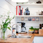 Simple Scandinavian Kitchens by Erik Olsson