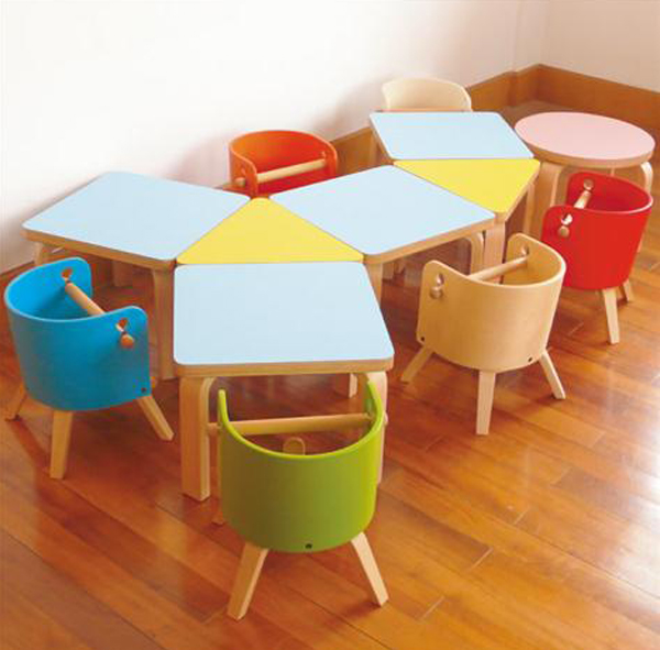 Tavolo Kids Table Design by SDI Fantasia