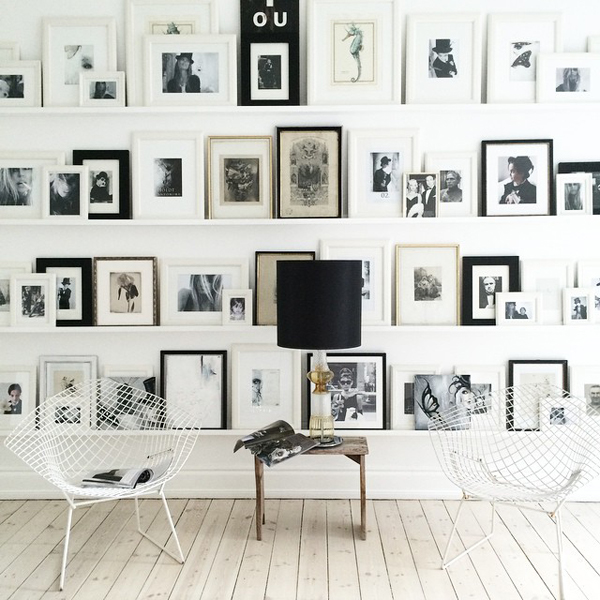 Beautiful Home from Danish Novelist Annika von Holdt