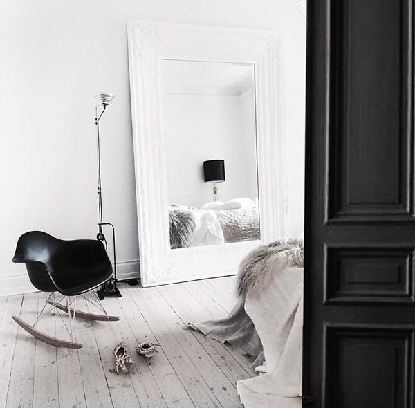 Beautiful Mirror Bedroom