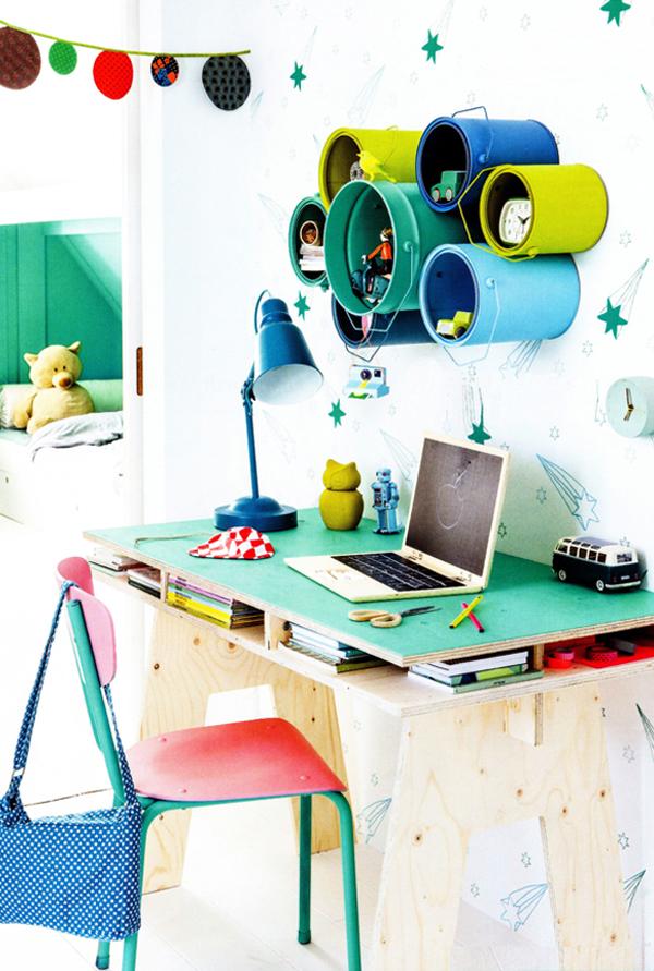 15 Functional Kids Desk Ideas
