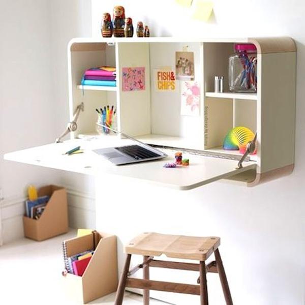 15 Functional Kids Desk Ideas |