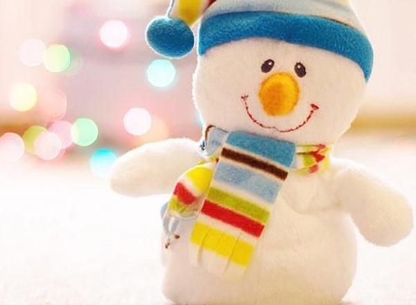 Cute snowman christmas decorations house design and decor
