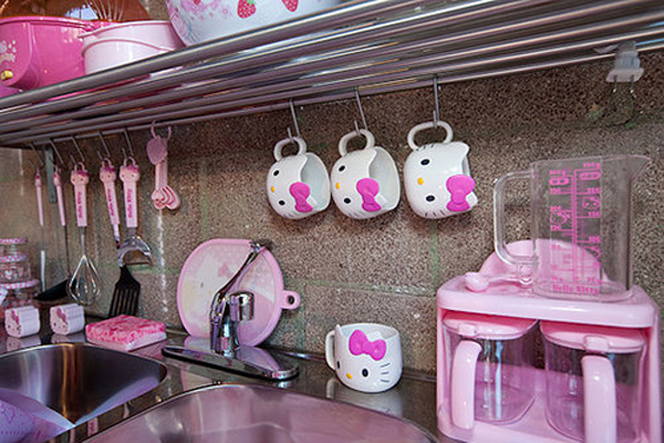 Hello Kitty Kitchen Liances