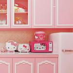 10 Adorable Hello Kitty Kitchen Ideas
