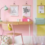 10 Pretty Pastel Workspace Ideas
