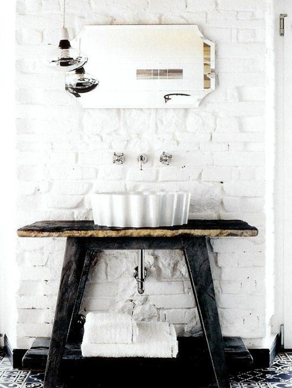 15 Industrial Vintage Bathrooms. 15 Industrial Vintage Bathrooms   House Design And Decor