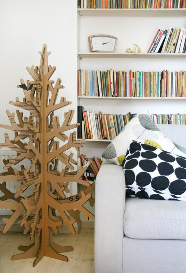 15 Creative Christmas Trees For Small House