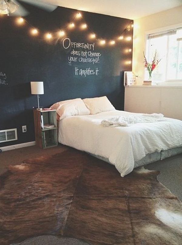 What are string lights for a bedroom?