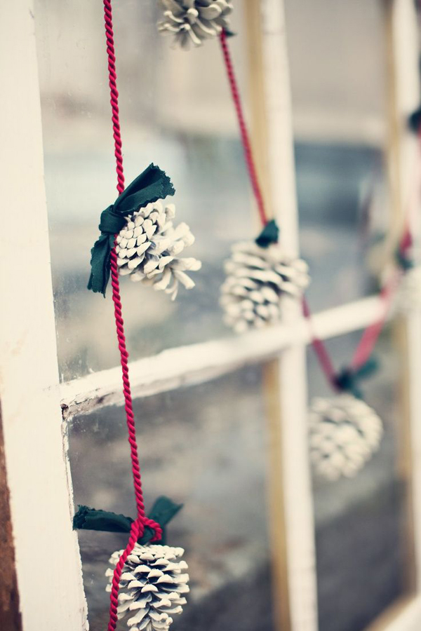 15 Gorgeous Christmas Garlands