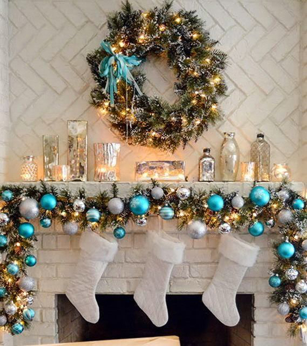 15 Gorgeous Christmas Garlands | House Design And Decor