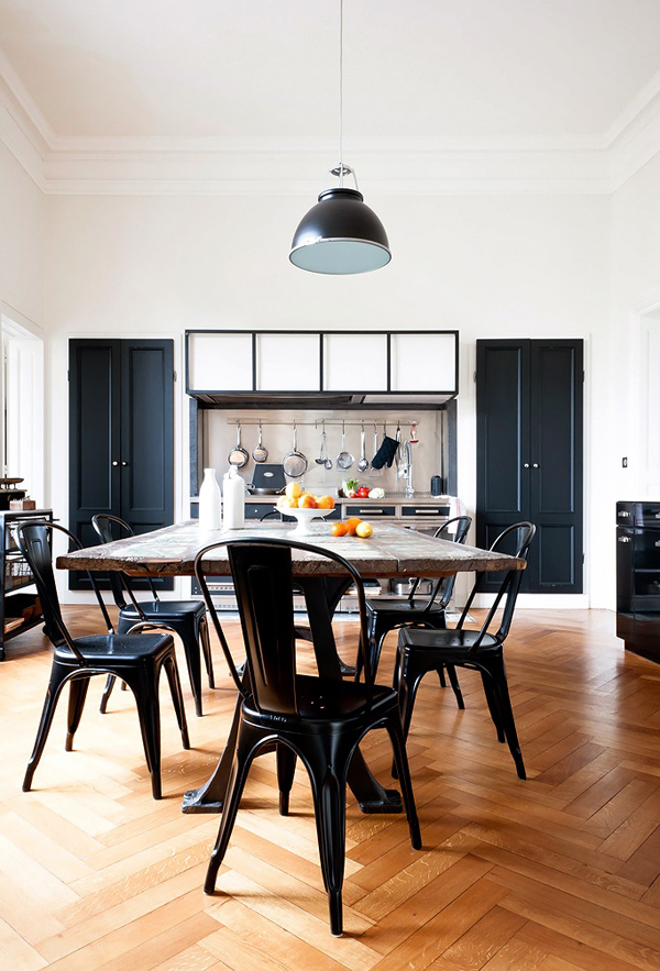 Classic And Contemporary Villas In France House Design