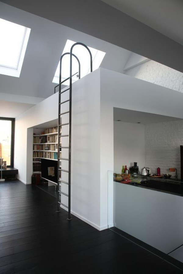Do It Yourself Home Design: 20 Awesome Loft Beds For Small Rooms