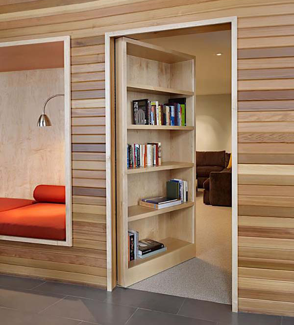 Storage Room Design Ideas: 10 Design Ideas For Your Secret Rooms