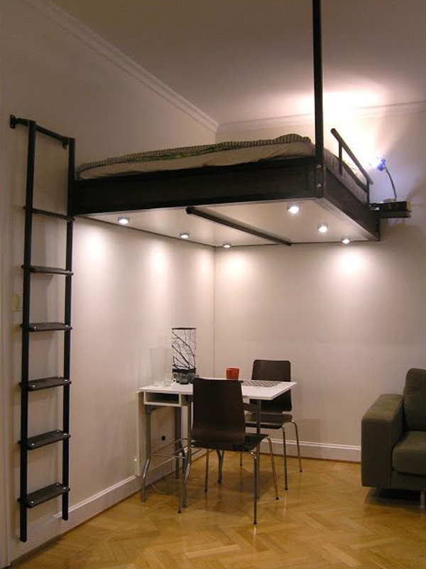 Loft Beds For Small Room Ideas Part 62
