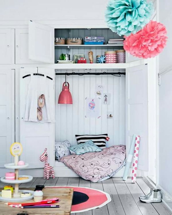 Bedroom Ideas Minimalist Bedroom Hanging Cabinet Design Gaming Bedroom Design Ideas Cute Black And White Bedroom Ideas: 20 Creative And Cozy Reading Corner For Kids