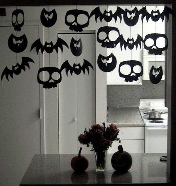 halloween decorations for party diy