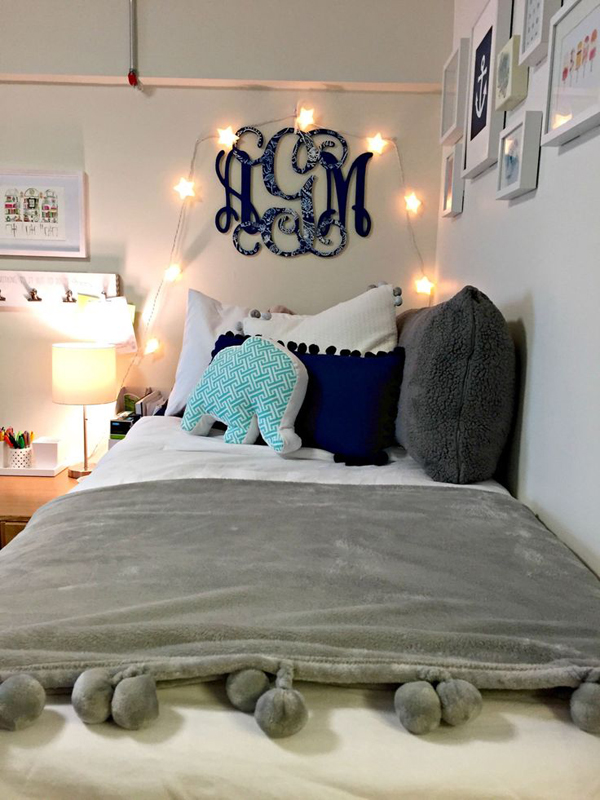 15 Lovely College Dorm Room Designs | House Design And Decor