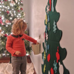 10 Simple DIY Christmas Tree For Kids