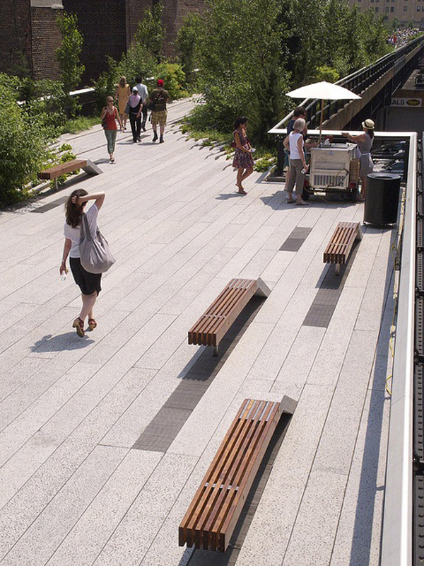 20 Incredible Benches For Public Park House Design And Decor