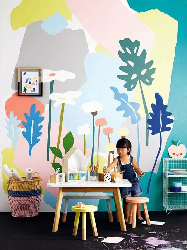 Nature Kids Wall Decals Part 69
