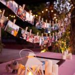 20 Amazing Ideas To Display Wedding Photos