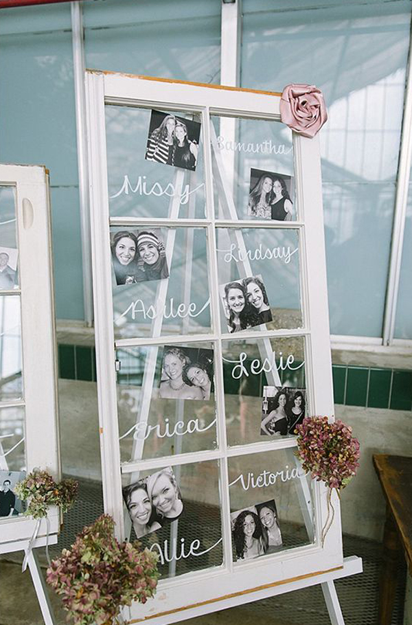20 amazing ideas to display wedding photos house design and decor - Diy tips home window cleaning ...