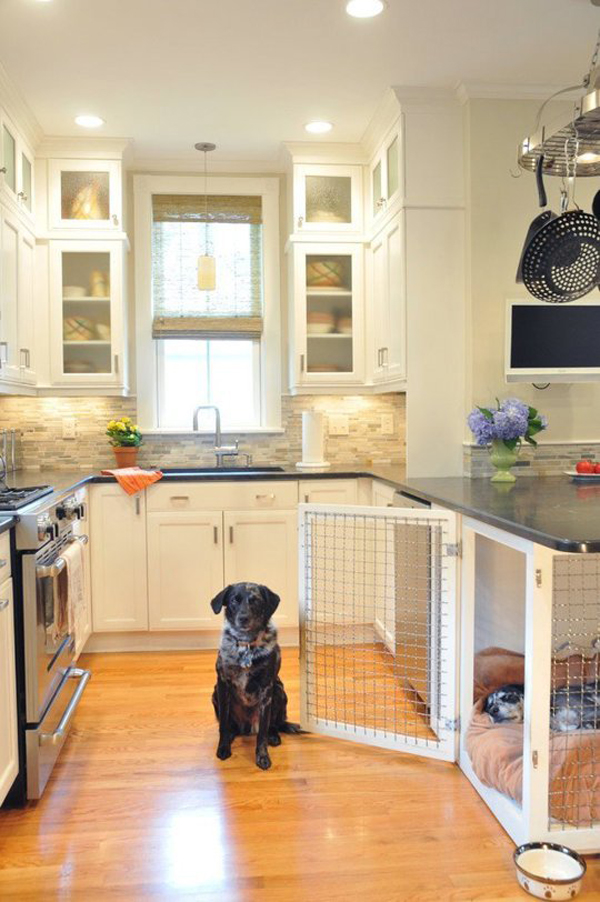 17 Indoor Dog Houses for Your Pet\'s Dream | House Design And Decor