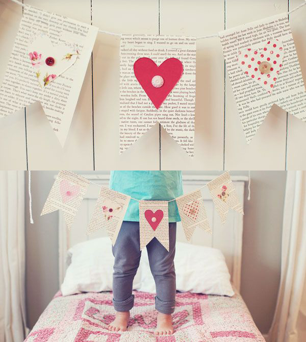 Banners For Bedrooms: 10 Cute Printable Valentine's Day Banners