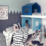 15 Cool And Calming Blue Kids Room Designs