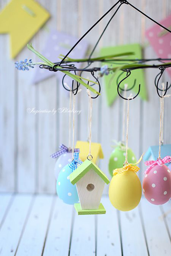 20 Beautiful Easter D 233 Cor Ideas With Pastel Color House