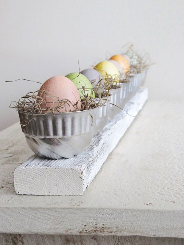 20 beautiful easter d cor ideas with pastel color house for Pastel diy room decor