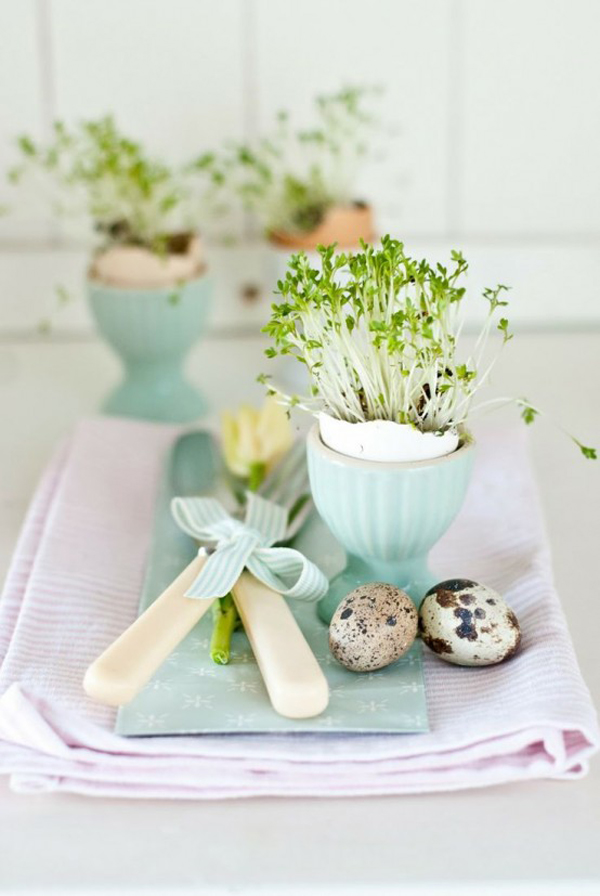 20 Beautiful Easter D Cor Ideas With Pastel Color House Design And Decor