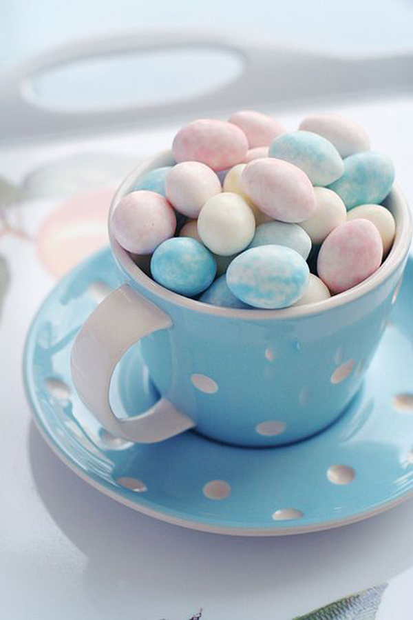 pastel eggs easter sweet - photo #27