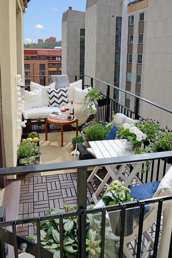 15 small balcony apartment with charming looks house for Balconies or balconies