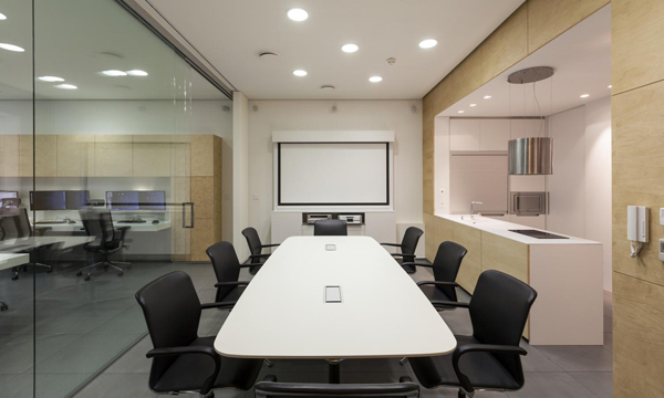 Modern conference room designs for Office design rules