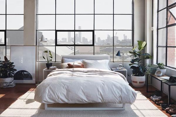 Beautiful australian loft for young women house design for Loft home designs australia