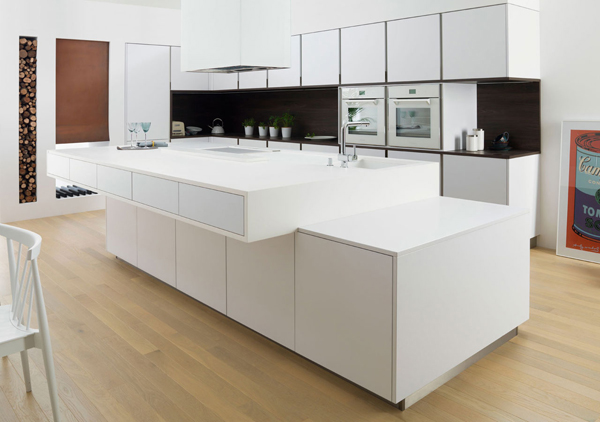 25 modern and functional kitchen by porcelanosa house