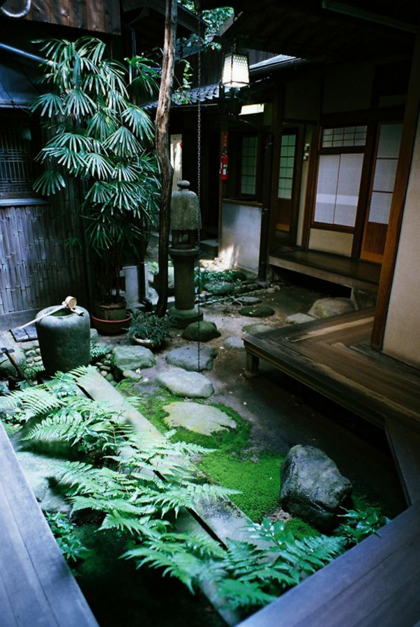 15 mix modern japanese courtyard with nature home info - Beautiful courtyard home designs ...