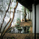 15 Mix Modern Japanese Courtyard With Nature