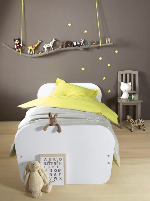 15 Driftwood Storage Ideas For Kids Room