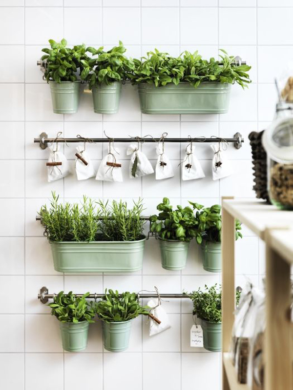 Ordinary Creative Indoor Herb Garden Ideas Part - 5: 25 Creative DIY Indoor Herb Garden Ideas