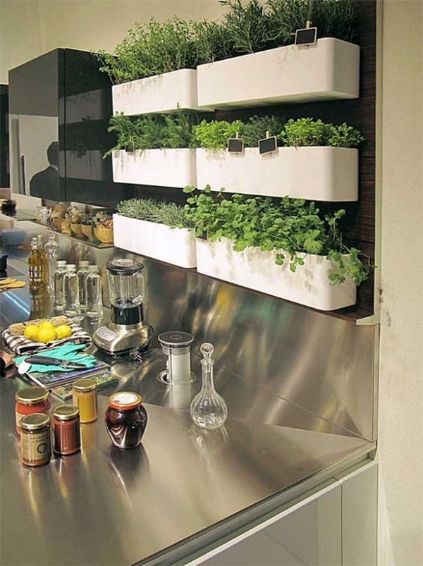 Hanging Herb Garden Ideas 25 awesome indoor garden herb diy ideas 9. herb garden ideas diy